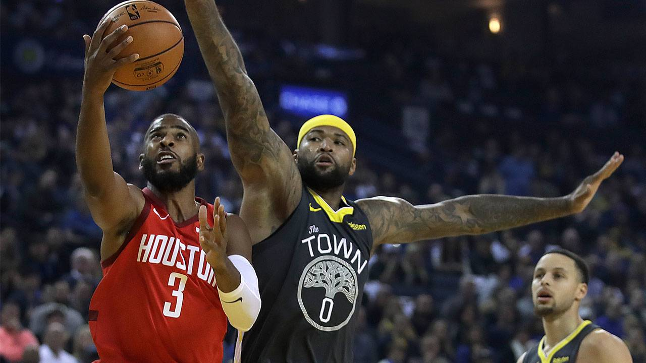 ebcf0dbccf7 Rockets to face Golden State Warriors in Western Conference semifinals