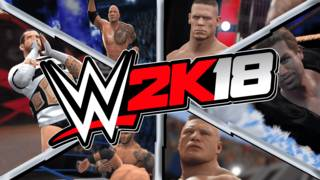 One Minute Reviews: WWE 2K18