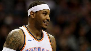 Carmelo Anthony traded to Atlanta, expected to be waived