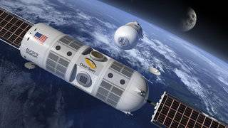 Construction on 5-star space hotel expected to begin in 2019
