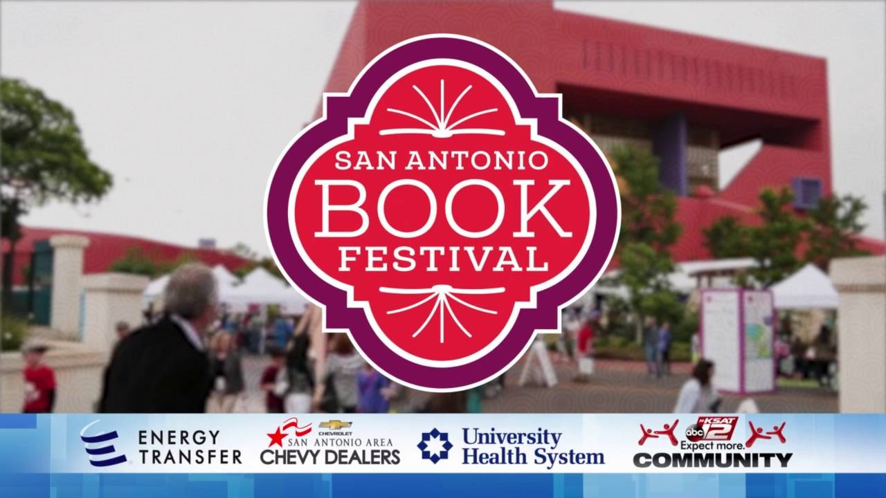 KSAT Community San Antonio Book Festival  KSAT 1220190306235112.jpg