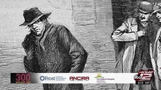 SA 300: 300 Antonians: Jack The Ripper