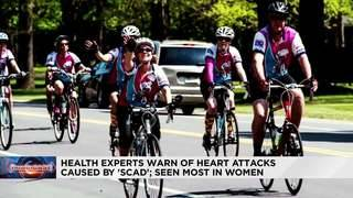 SCAD responsible for nearly half of heart attacks in women under 50