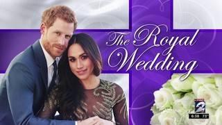Royal wedding rehearsals underway