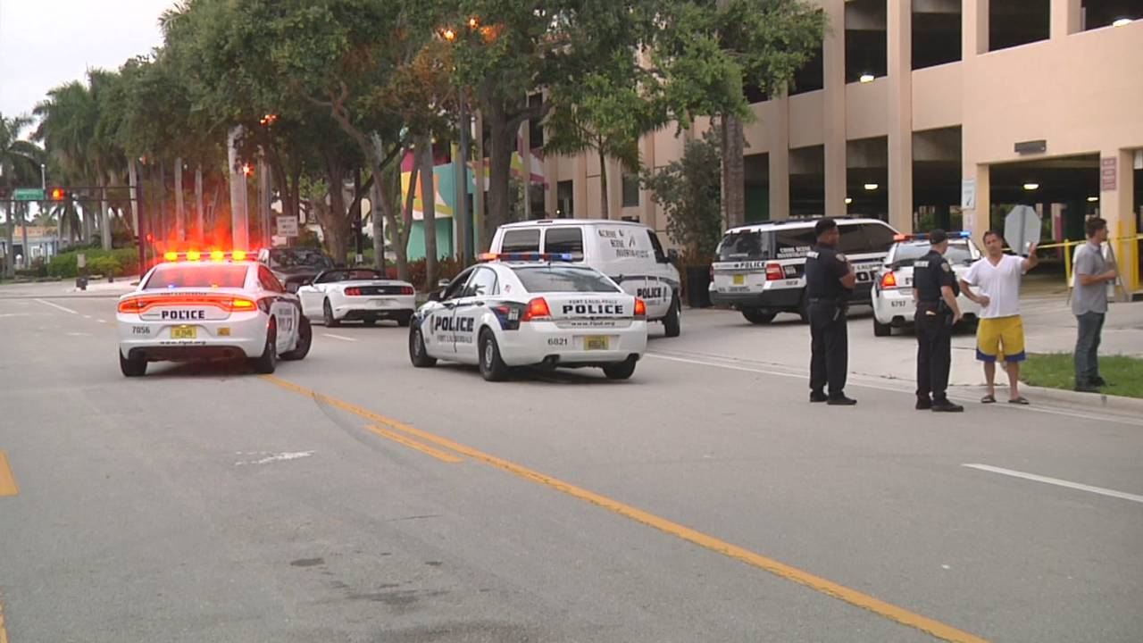 1 dead, 3 wounded after shooting at Fort Lauderdale parking garage 5