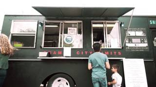 Chamoy City Limits food truck specializes in Tex-Mex snacks, treats