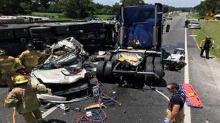 3 people die in separate fatal crashes in Marion County, troopers say