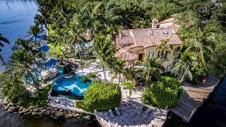 Huizenga's South Florida mansion up for sale for $26.95 million