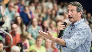 Mark Sanford calls Iowa 'Buckeye state' ahead of visit