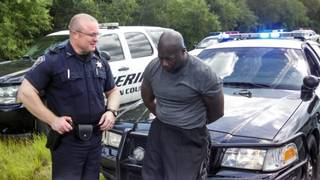 Tennessee man wanted in slaying arrested in Camden County