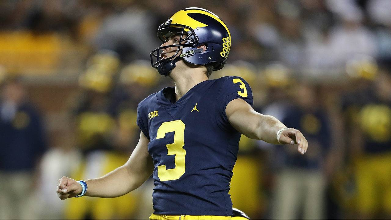 Who Should Kick Field Goals For Michigan Football Against Ohio