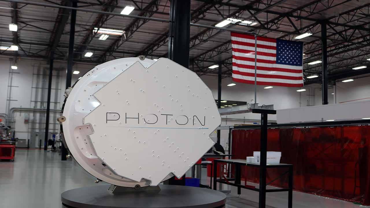 Photon satellite platform