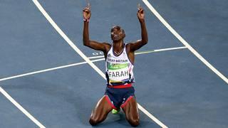 Olympic great Mo Farah to run in 2019 London Marathon