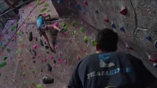 Team of the Week: Rock Climbing