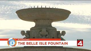 The Belle Isle Fountain