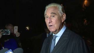 Roger Stone to be arraigned Tuesday