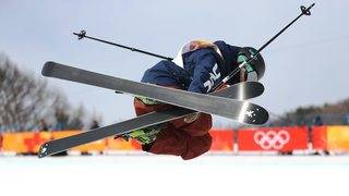 Devin Logan won in an unexpected way at PyeongChang