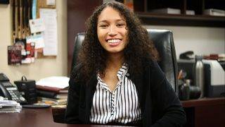 Harvard's student newspaper elects its first black woman president