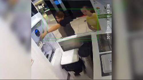 Froyo sabotage: Galleria kiosk owner says woman turned off yogurt machine