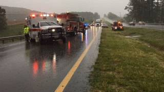 State police identify woman killed in Route 220 crash