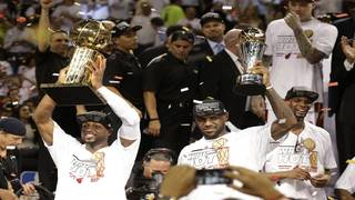 Heat set to retire Bosh's jersey