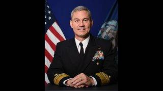Death of top US naval commander in Middle East an apparent suicide