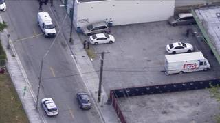 Delivery man, 17-year-old boy shot in Overtown, police say