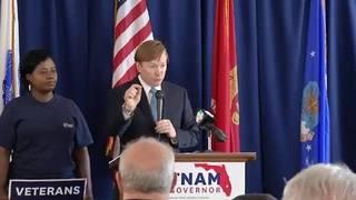 Adam Putnam announces veteran policy proposals