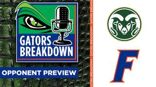 Gators Breakdown: Opponent preview - Colorado State