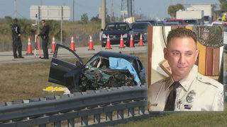 Miccosukee police officer, Hollywood man killed in wrong-way crash