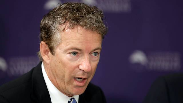 rand paul election attack is trump derangement syndrome