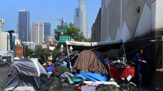 Los Angeles crisis illustrates daunting task of housing the homeless