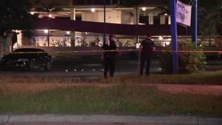 Man killed in shooting outside IHOP