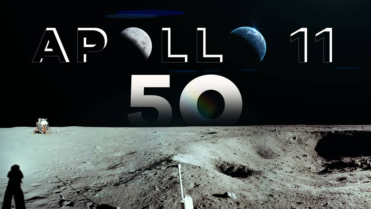 Apollo 11 50th anniversary GENERIC