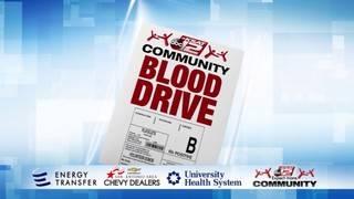KSAT Community Blood Drive ends Friday, Feb. 1