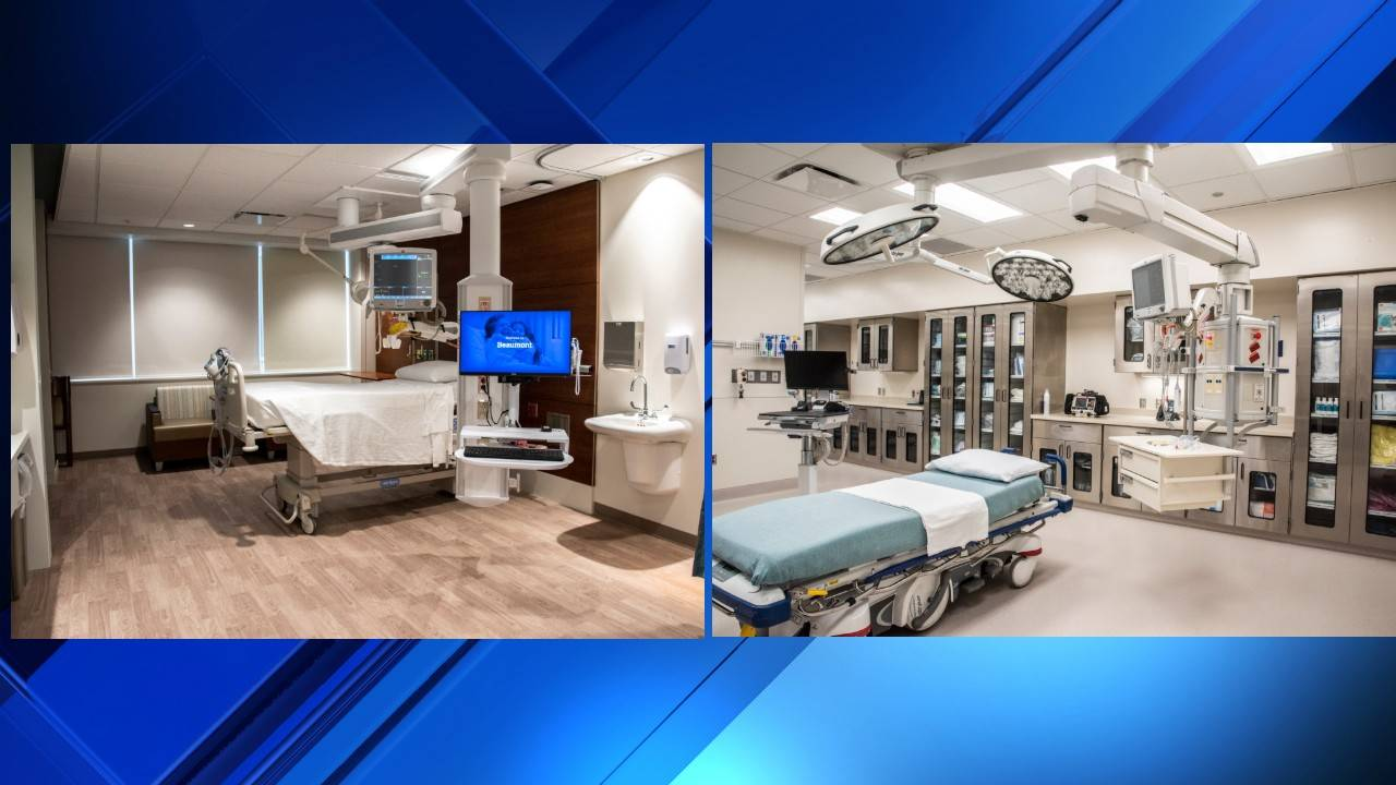 Beaumont Hospital in Farmington Hills to open 3 new units as