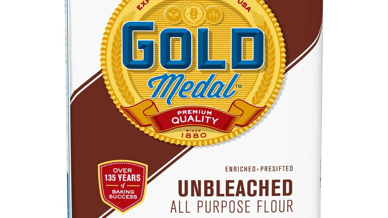 General Mills Recalls 5 Pound Bags Of Gold Medal Unbleached