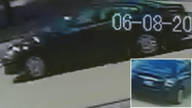 Minder homicide vehicle of interest