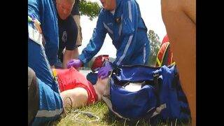 Simulated boat crash helps Pulaski County first responders train for emergencies