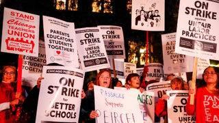 Chicago teachers vote to take agreement