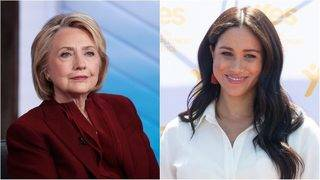 Hillary Clinton Calls Meghan Markle's Treatment by U.K. Tabloids…