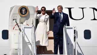 Trump's state visit to UK