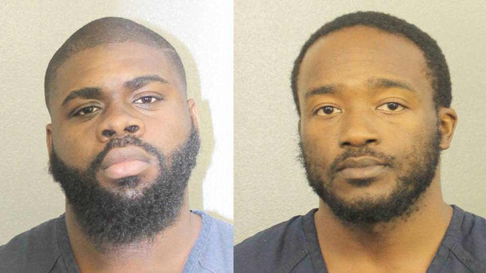Dudley and Endy Merus mugshots