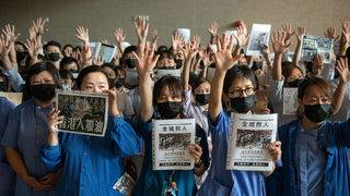 Hong Kong enters 16th weekend of protests