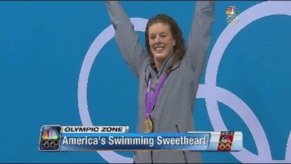 Olympian Allison Schmitt_35409788