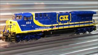 CSX exceeds profit expectations in first quarter