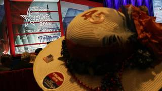 Conservatives rally at annual CPAC