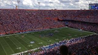 Florida WR Toney, DE Polite out against South Carolina