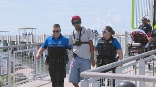 Several people detained during open-carry event in Miami Beach