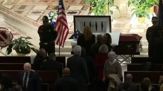 Beloved Detroit firefighter Michael Lubig laid to rest after sudden death